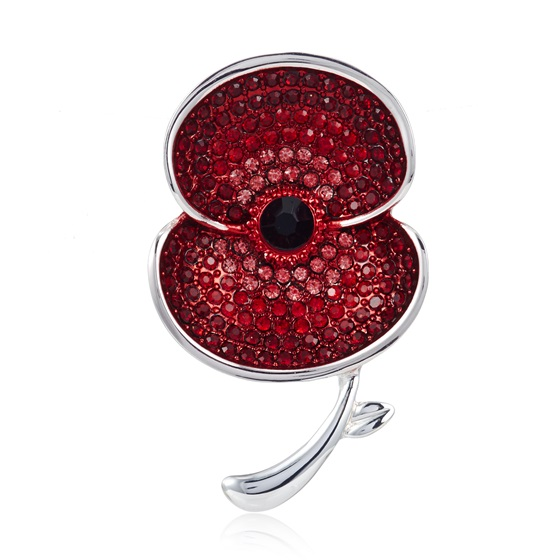 Poppy Collection® pin for sale through QVC