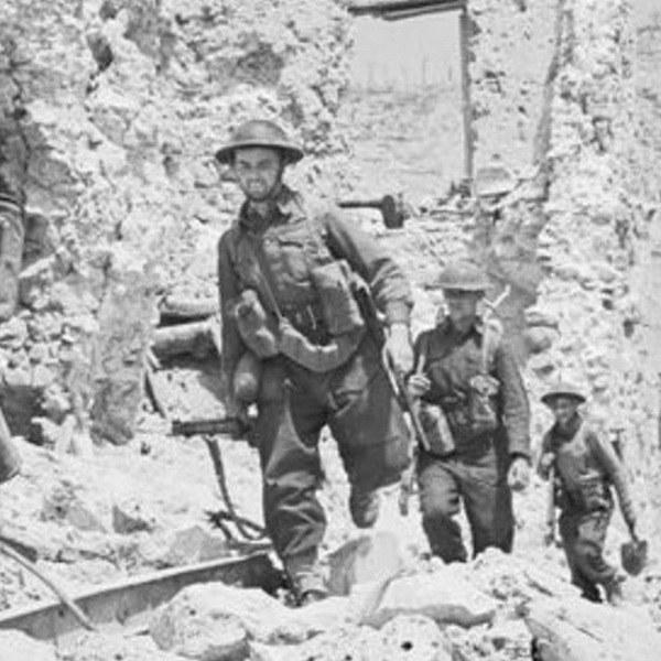 Monte Cassino soldiers