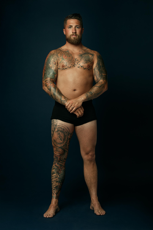 Craig Daniell full body
