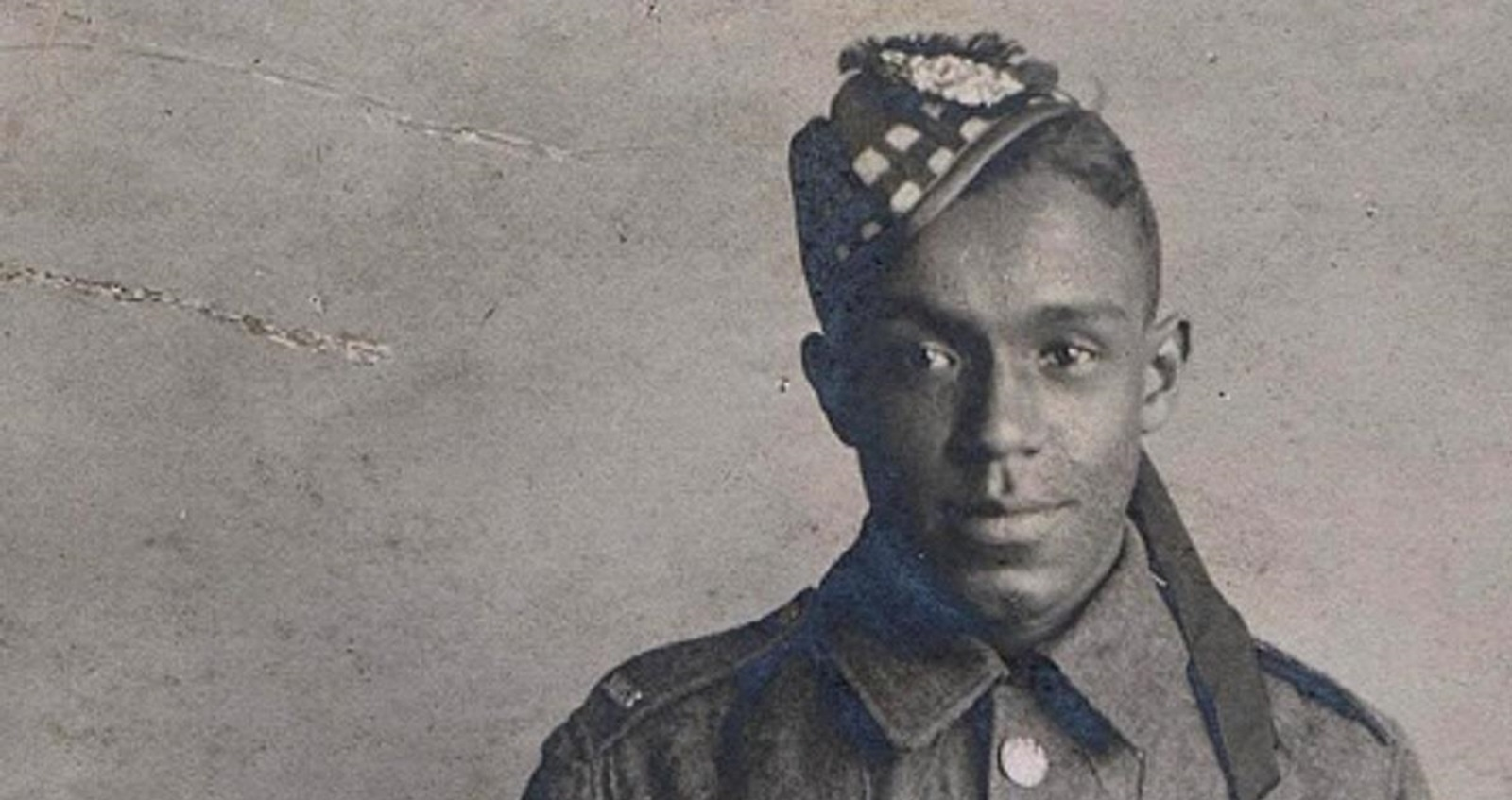 First World War soldier Arthur Roberts