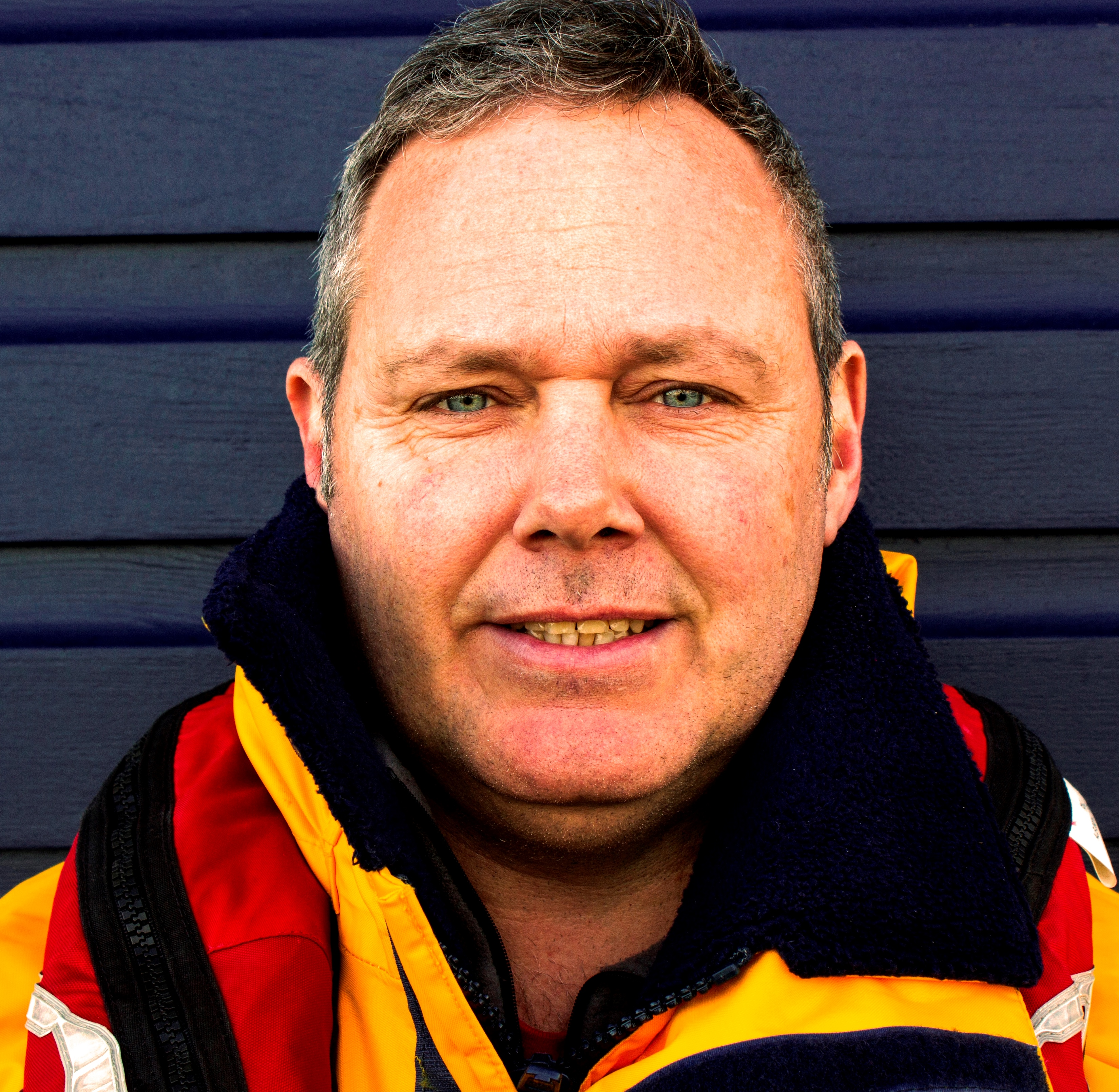 Army veteran turned RNLI volunteer