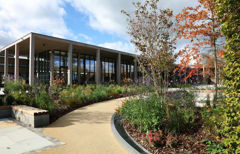 Volunteer at National Memorial Arboretum