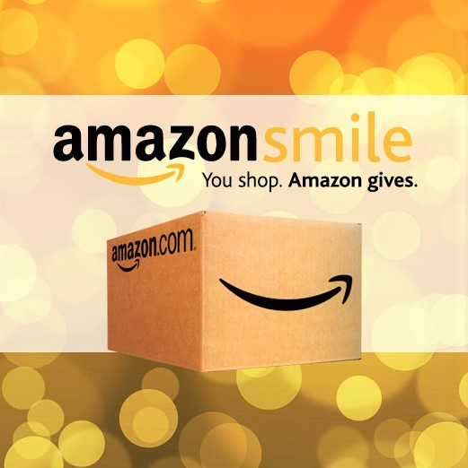 You Shop. Amazon Gives. Amazon Smile